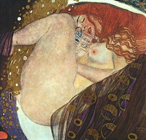 Danae-Gustav Klimt