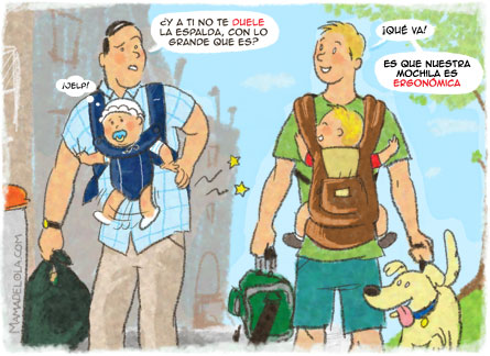 Dibujo cortesía de Mamá de Lola (www.mamadelola.com)