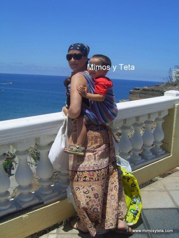 Playa patalavaca junio 2009