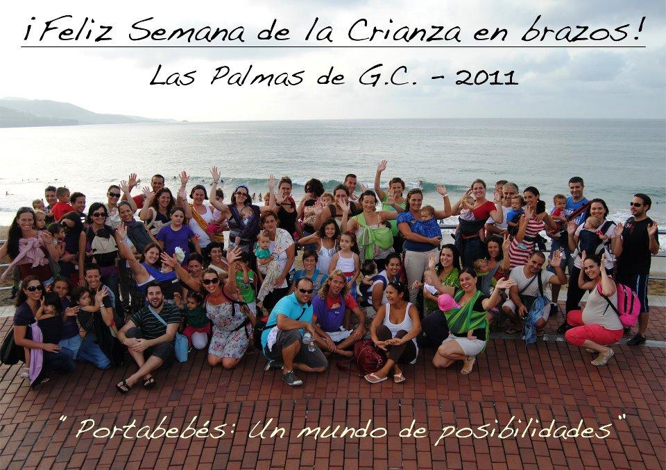 Foto cortesía de Carol Doula Las Palmas
